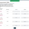 mceclip0: Generating Measurements table